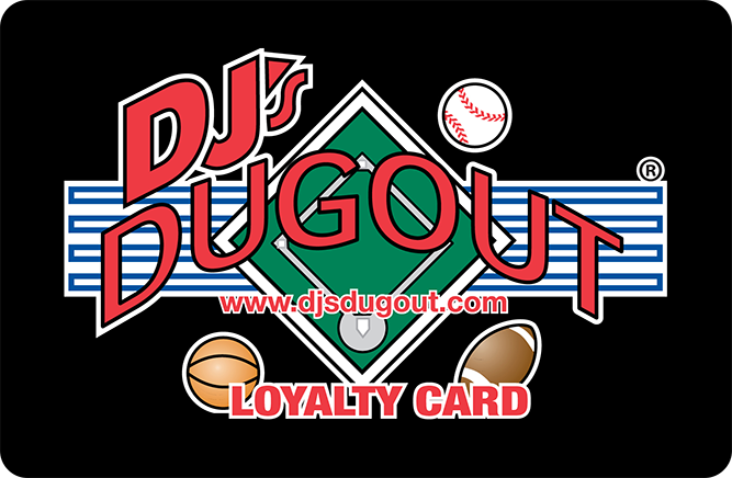 Image of DJ's Loyalty Card