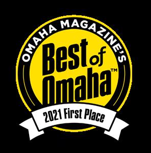 Omaha Magazine's Best of Omaha Award, 2019 First Place Sports Bar